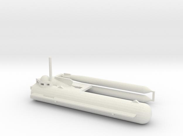 1/144 Molch German mini submarine
