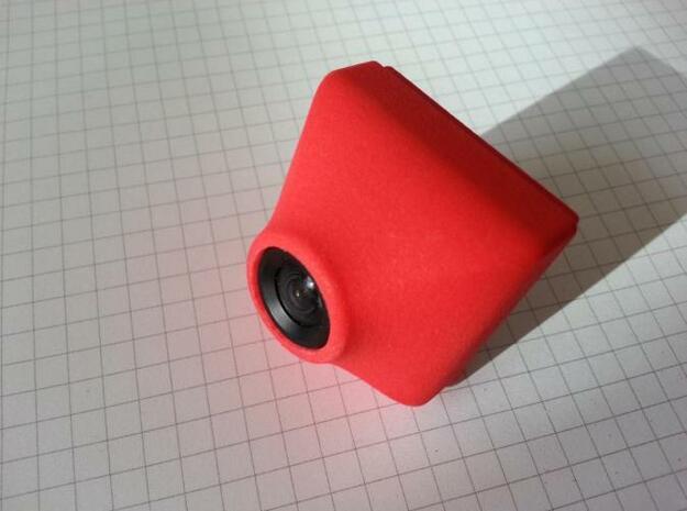 RMRC Camera Housing V1 - Cone 3d printed Front cone