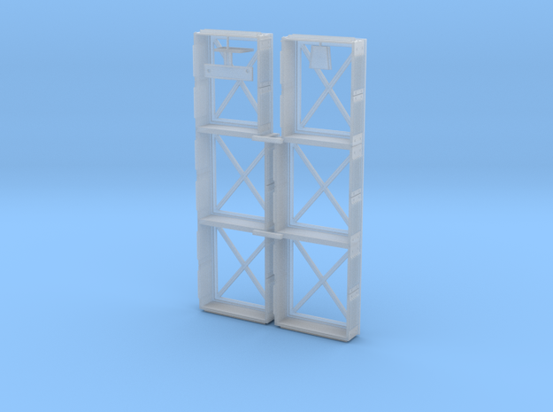 RhB Gm3-3 Roof Ventilation in Smooth Fine Detail Plastic