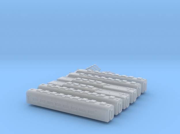 JNR 583 Set in Smoothest Fine Detail Plastic
