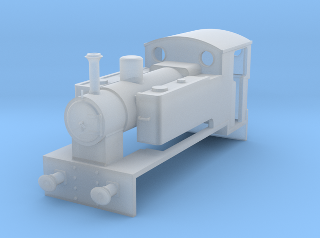 Talyllyn 0-6-0PT for GraFar 04 in Smooth Fine Detail Plastic