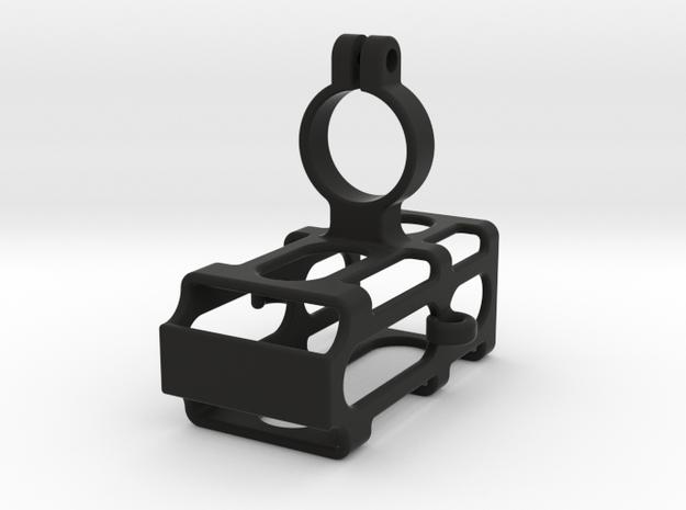 Movi Battery Holder in Black Natural Versatile Plastic