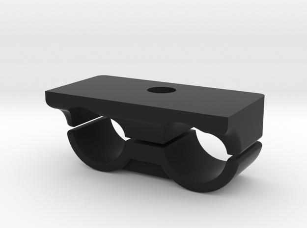 Movi Tilt Cage Accesory Bracket in Black Natural Versatile Plastic