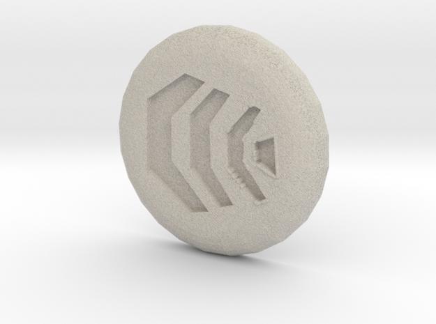 Air Rune in Sandstone