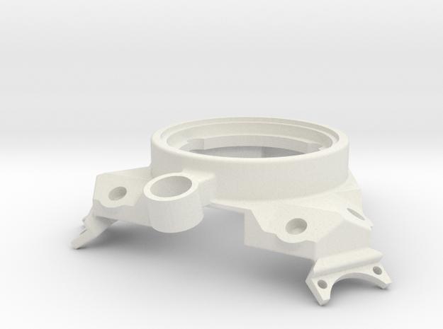 Effector 25mm High V6 Werner in White Strong & Flexible