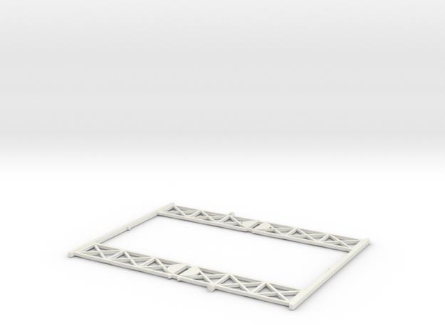 L-165-d-level-crossing-mechanism-type4-gates in White Natural Versatile Plastic