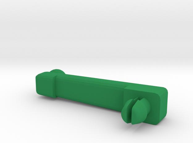 Door Lock - Playbig in Green Processed Versatile Plastic
