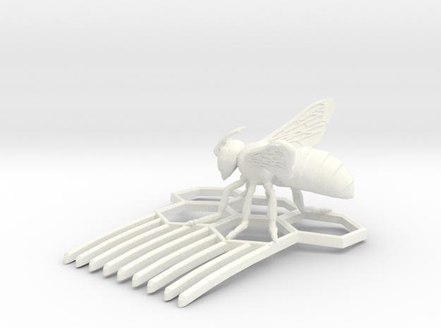 Honey Comb 1, plastic