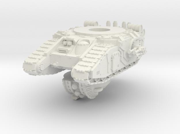 6mm Halberd Superheavy Sci-Fi Tank