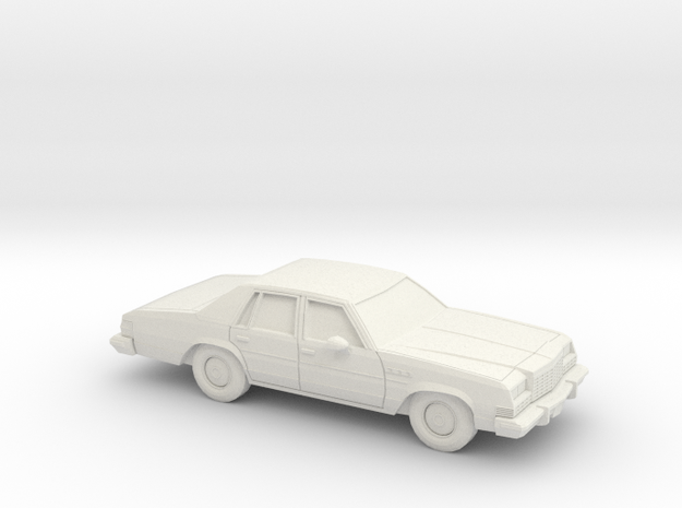 1/87 1977-78 Buick Le Sabre Sedan