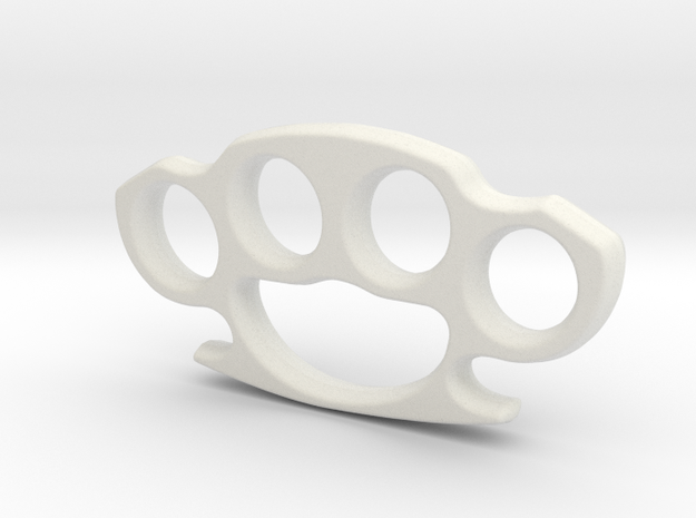 Imprint ring in White Strong & Flexible