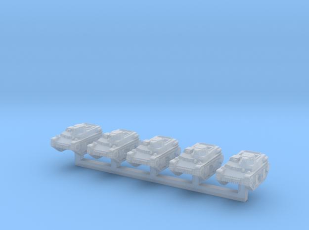 1/300 Marmon-Herrington T14  (CTLS-4 TAC) Tank 3d printed