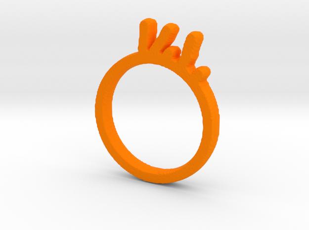 bs2 in Orange Processed Versatile Plastic
