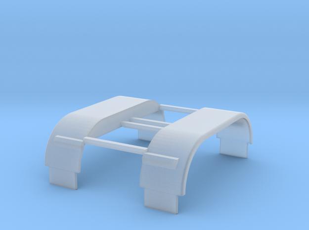 1/87 Kf/U/2ax/Gl/oKz in Smooth Fine Detail Plastic