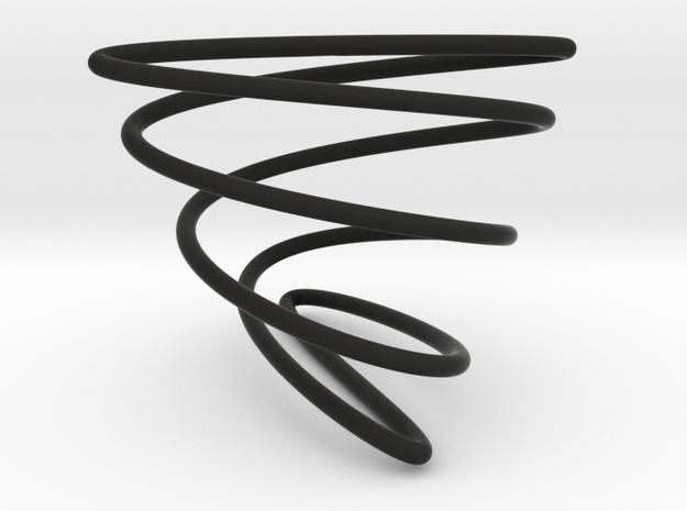 Math Spring (Lissajou Curve)