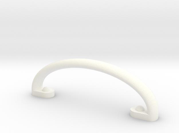 Mang in White Processed Versatile Plastic