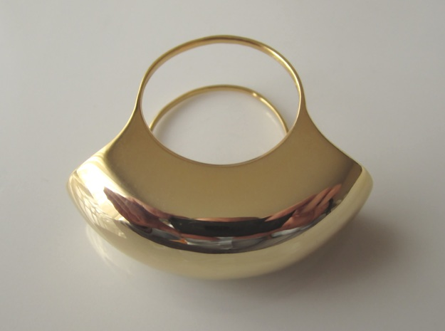 Lid for Pillbox Ring - size 10