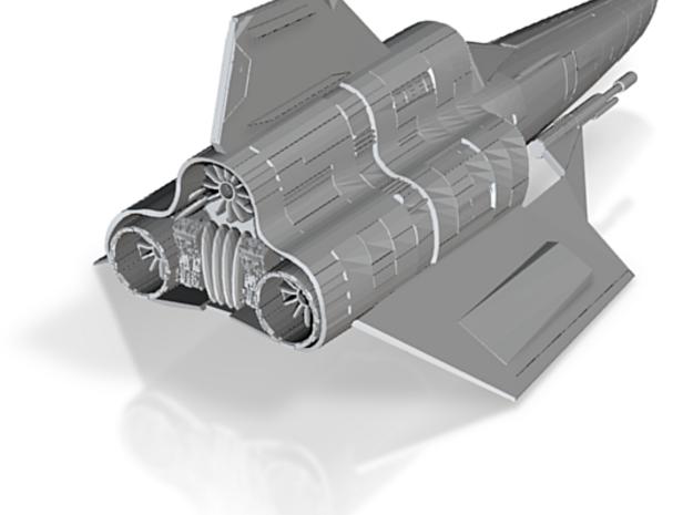 Viper Mk4 ShapeWay 3d printed