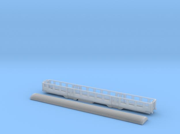 Carrozza FS MDVC in Smoothest Fine Detail Plastic