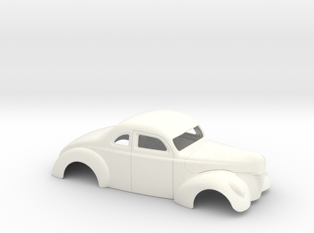1/32 1940 Ford Coupe 2 Inch Chop