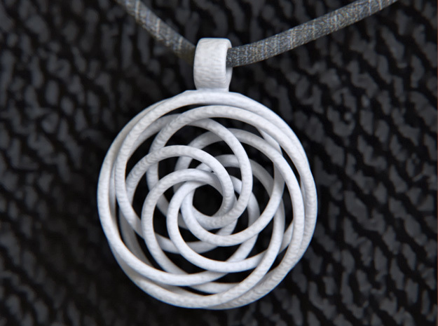 Vortex Pendant (Small)