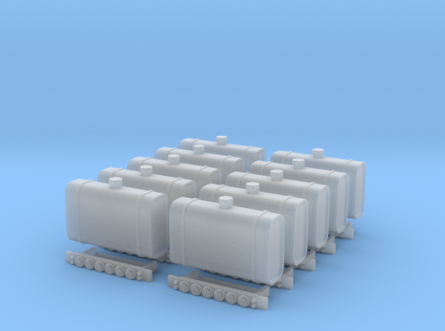 1/87 Ta/U/Hy/002  in Smooth Fine Detail Plastic