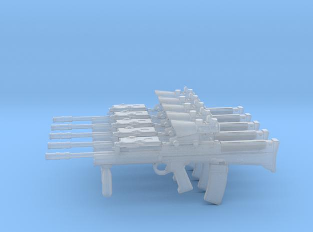 1/16 L85A2 assault rifles