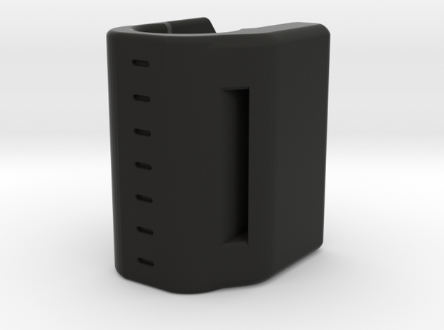 Tokyo marui M870/ Aps M870 Belt Clip in Black Natural Versatile Plastic