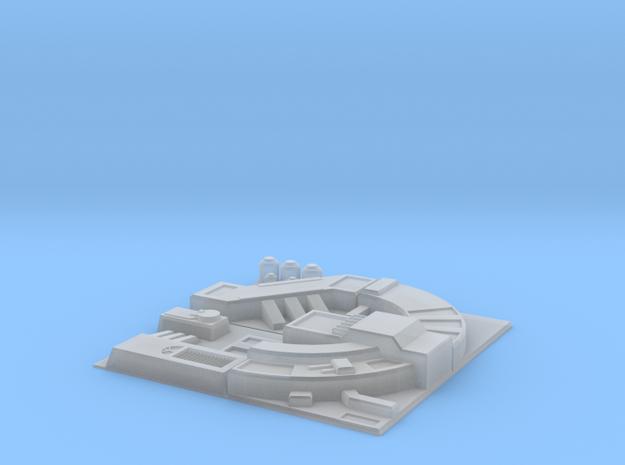 1/144 Death Star Tiles Set 1 (loop) in Smooth Fine Detail Plastic