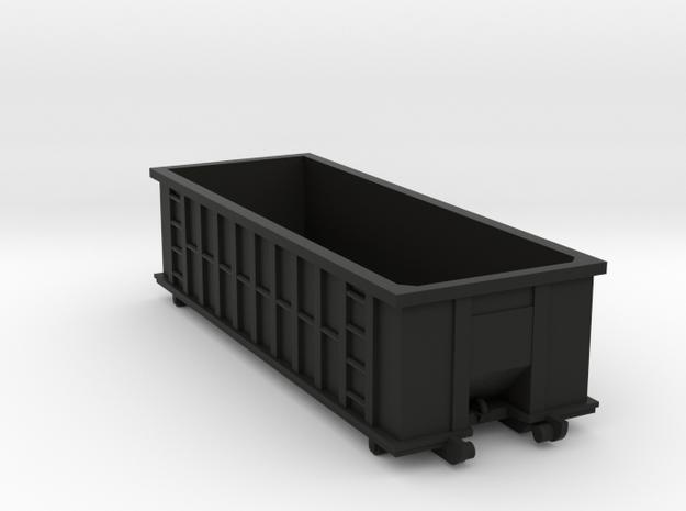 Industrial Dumpster 30yd - HO 87:1 Scale