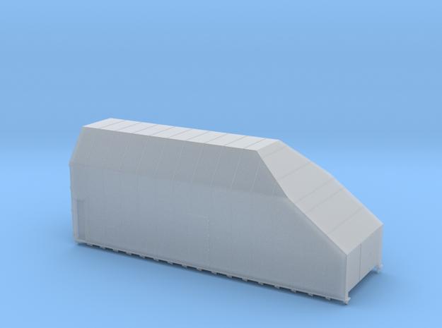 1/87 Boeing railcar - fuselage canopy