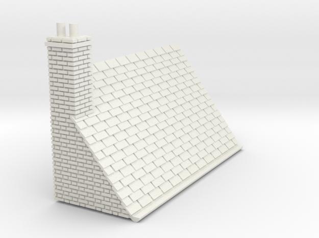 Z-152-lr-comp-l2r-level-roof-lc-nj in White Natural Versatile Plastic