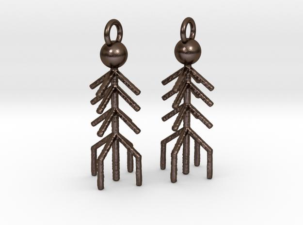Alu Bind Rune Earrings