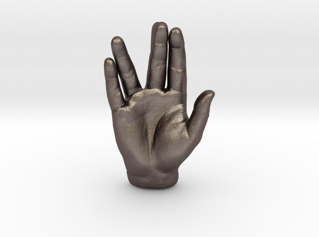 Spock Vulcan Hand Pendant