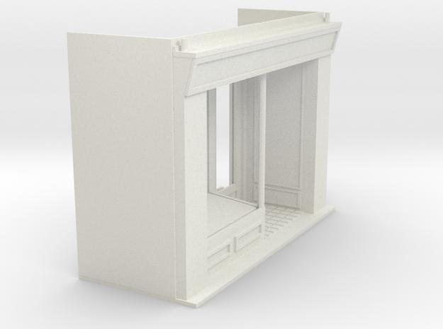 Z-76-lr-shop-base-rendered-rd-nj-no-name-1 in White Natural Versatile Plastic