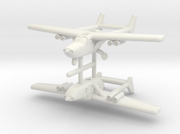1/285 Cessna O-2 (x2)