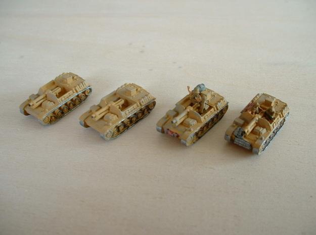 """Sturmpanzer II """"Bison"""" 15cm Assault Gun 1/285 6mm"""