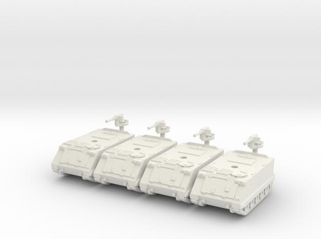 MG144-NATO01 M113A1 Platoon 3d printed