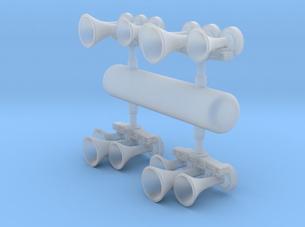 K3L Air Horn, All Forward 1/87.1