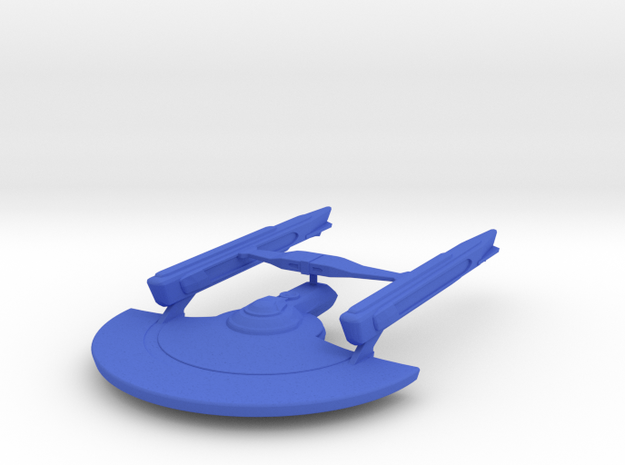 1/2500 Hermes Refit v3a in Blue Strong & Flexible Polished