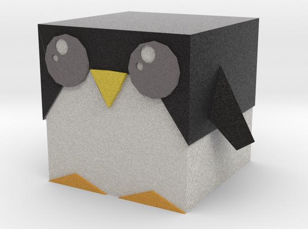 Penguin Cubeez in Full Color Sandstone
