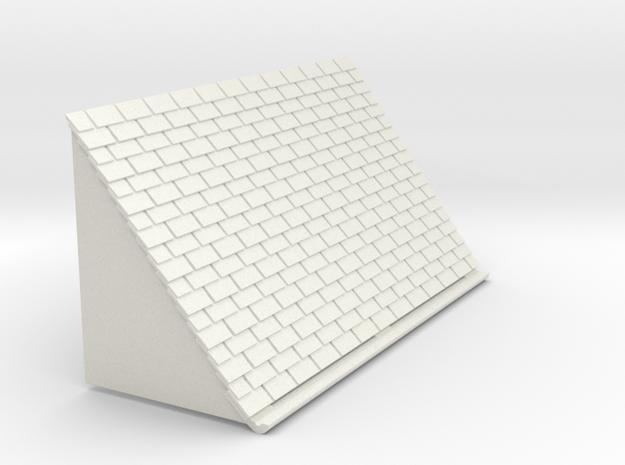 Z-76-lr-rend-l2r-level-roof-nc-nj in White Natural Versatile Plastic