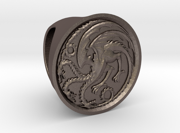 Targaryen Ring in Stainless Steel