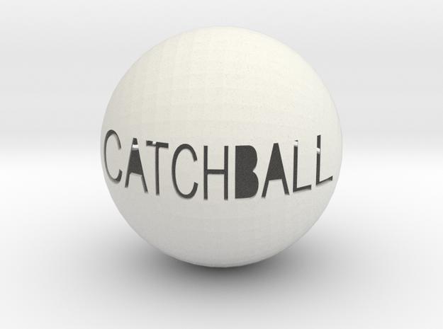 Catchball in White Strong & Flexible