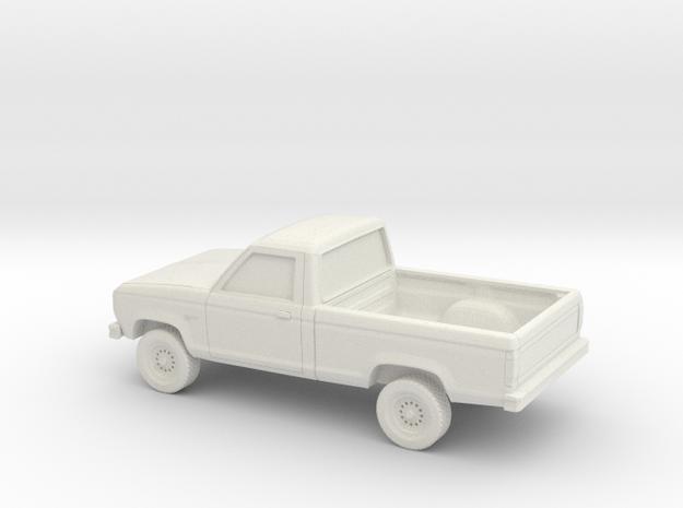1/64 1983-88 Ford Ranger Reg Cab