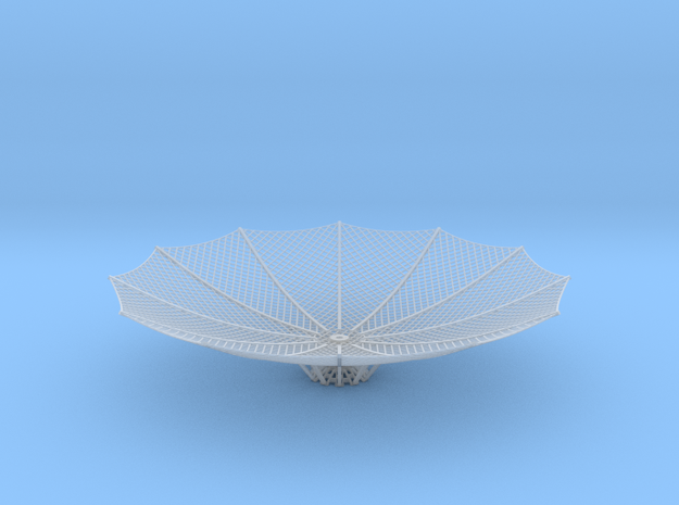 HGA-dish 1.8 mm in Frosted Ultra Detail