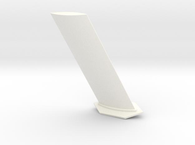 Ante2 in White Processed Versatile Plastic