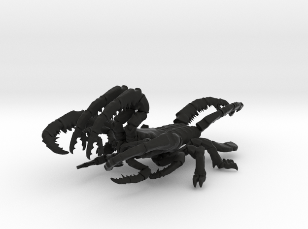 Grabser in Black Natural Versatile Plastic