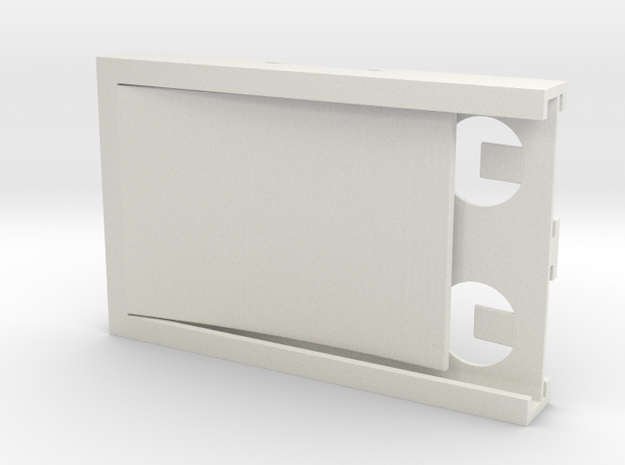 Ulti-Wallet (Version B) in White Strong & Flexible