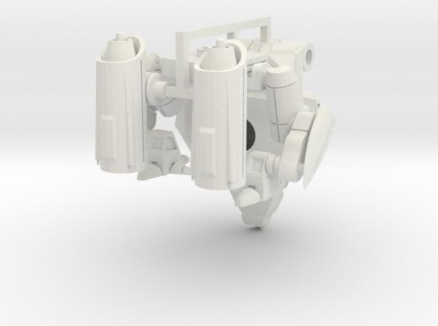 Defender Mecha 1/285 6mm 3d printed